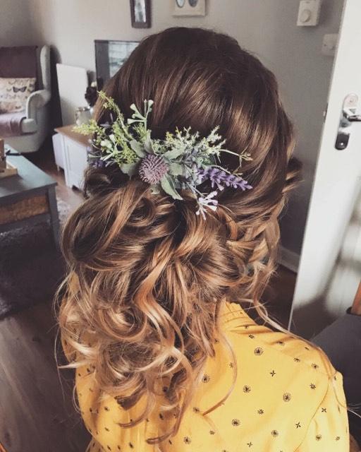 Birdal Hair